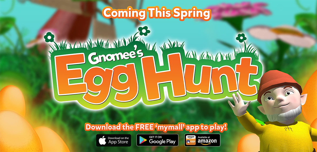Gnomees Egg Hunt